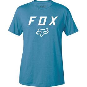 Fox Legacy Moth T-Shirt Heren, dusty blue